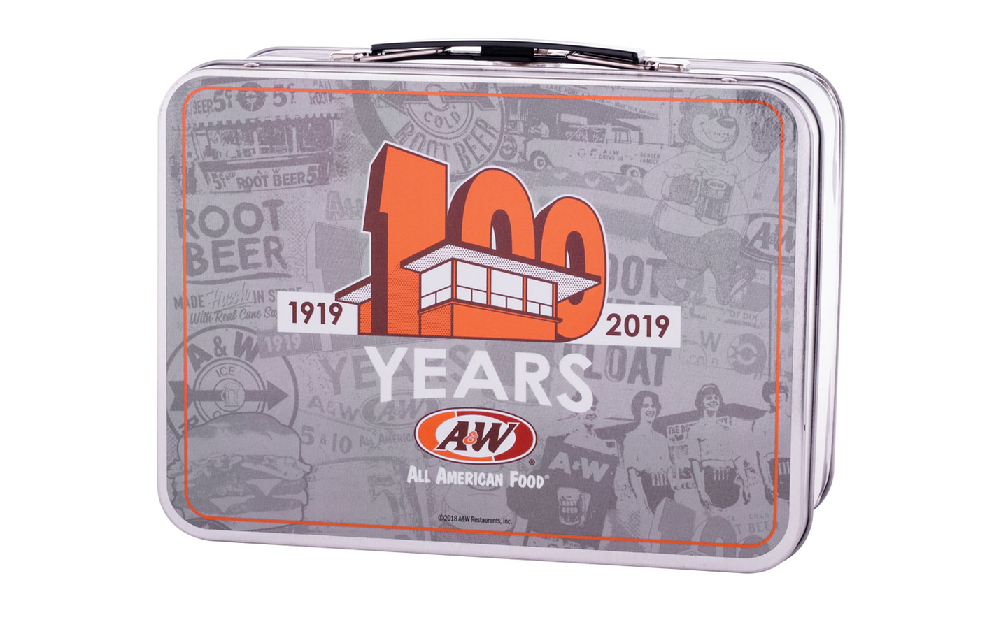 100th Anniversary Lunch Box