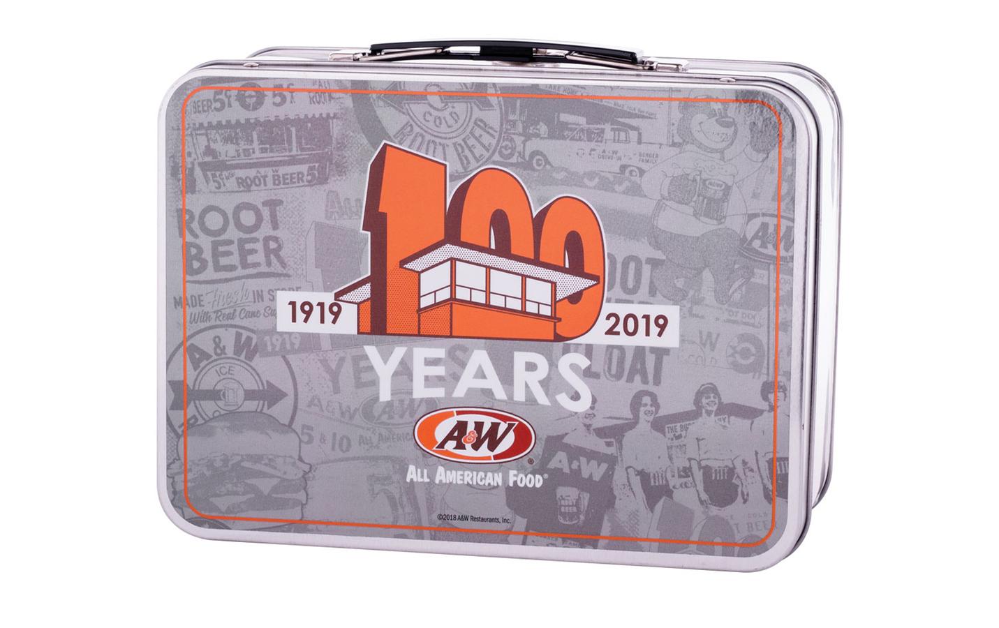 100th Anniversary Lunch Box