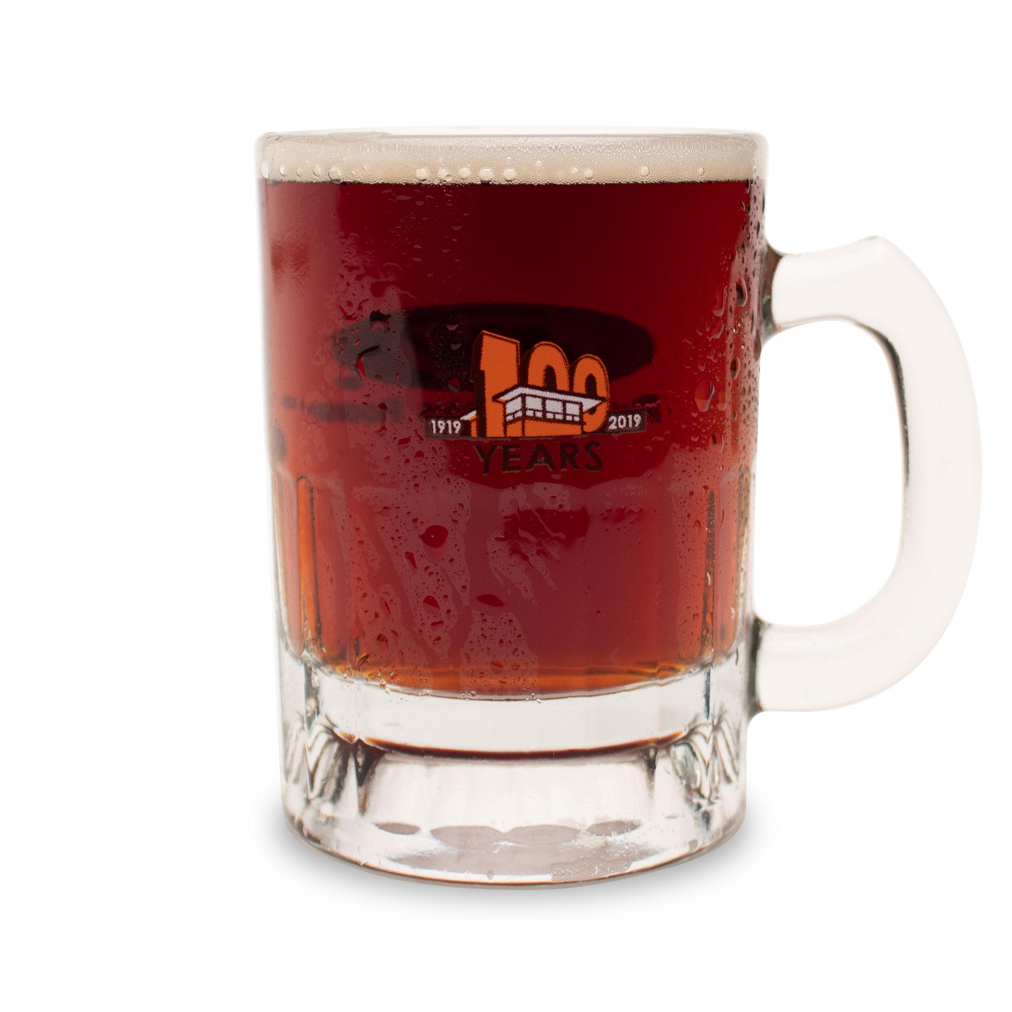 A&W Baby Mug featuring 100th Anniversary logo