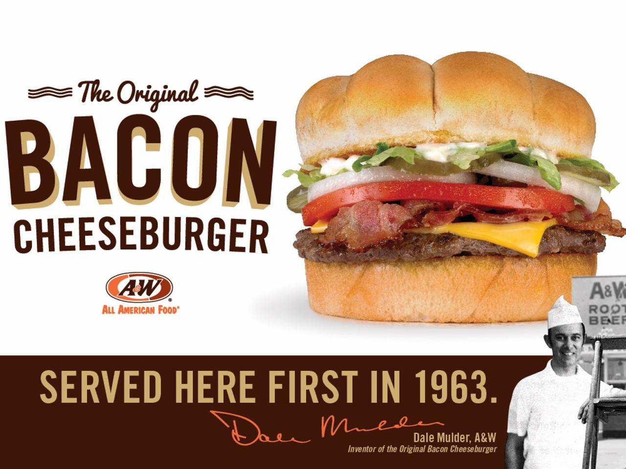Photo of Original Bacon Cheeseburger