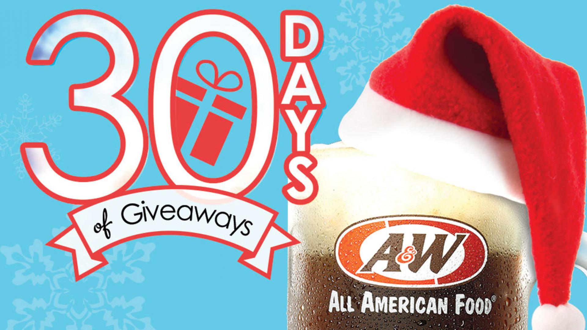 30 Days of Giveaways Root Beer Mug in Santa Hat