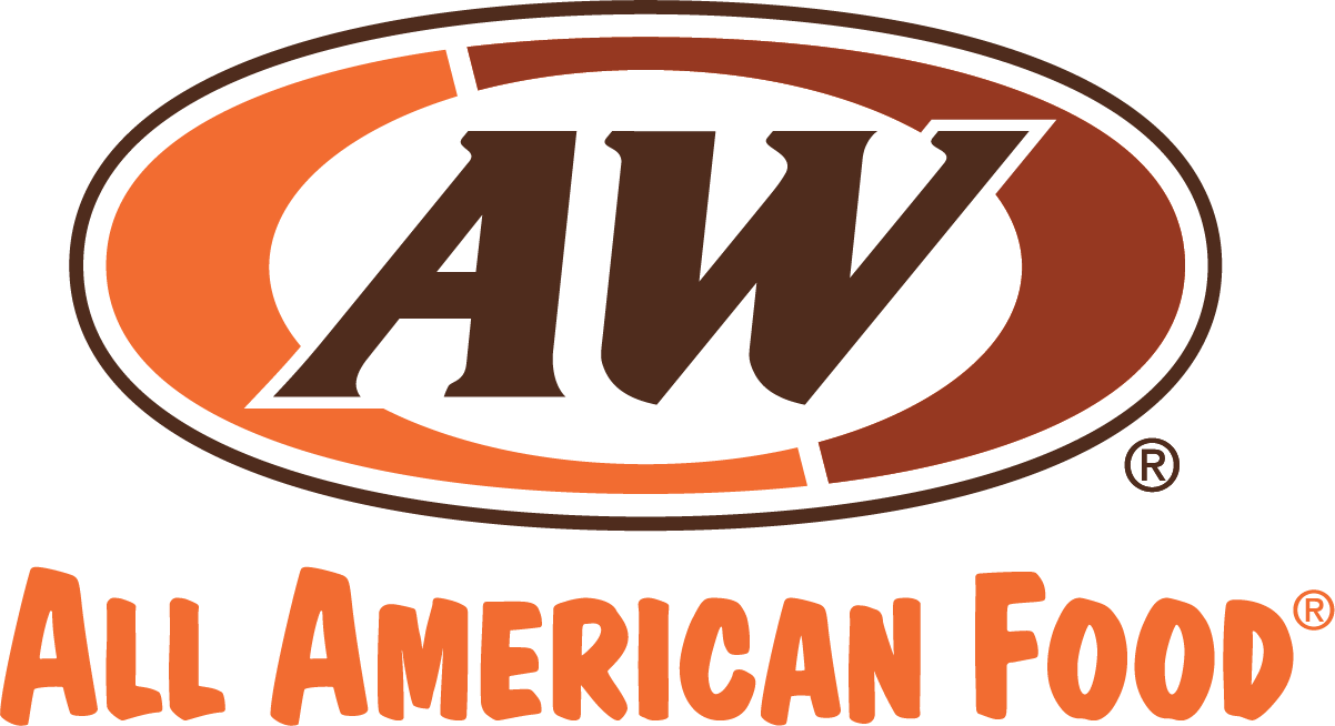 A&W Restaurants logo missing the ampersand