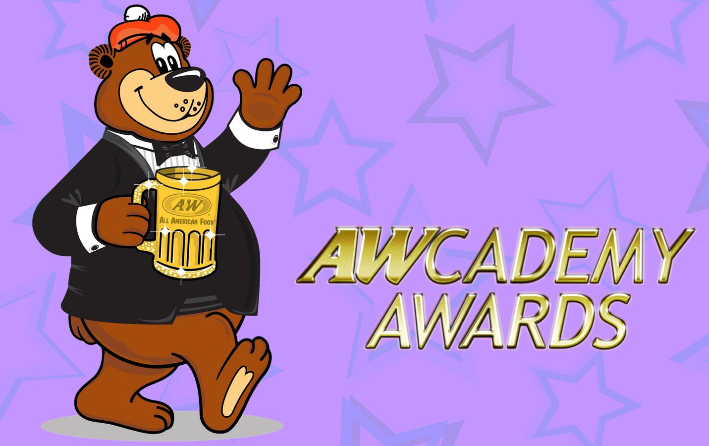 Rooty AWcademy Awards