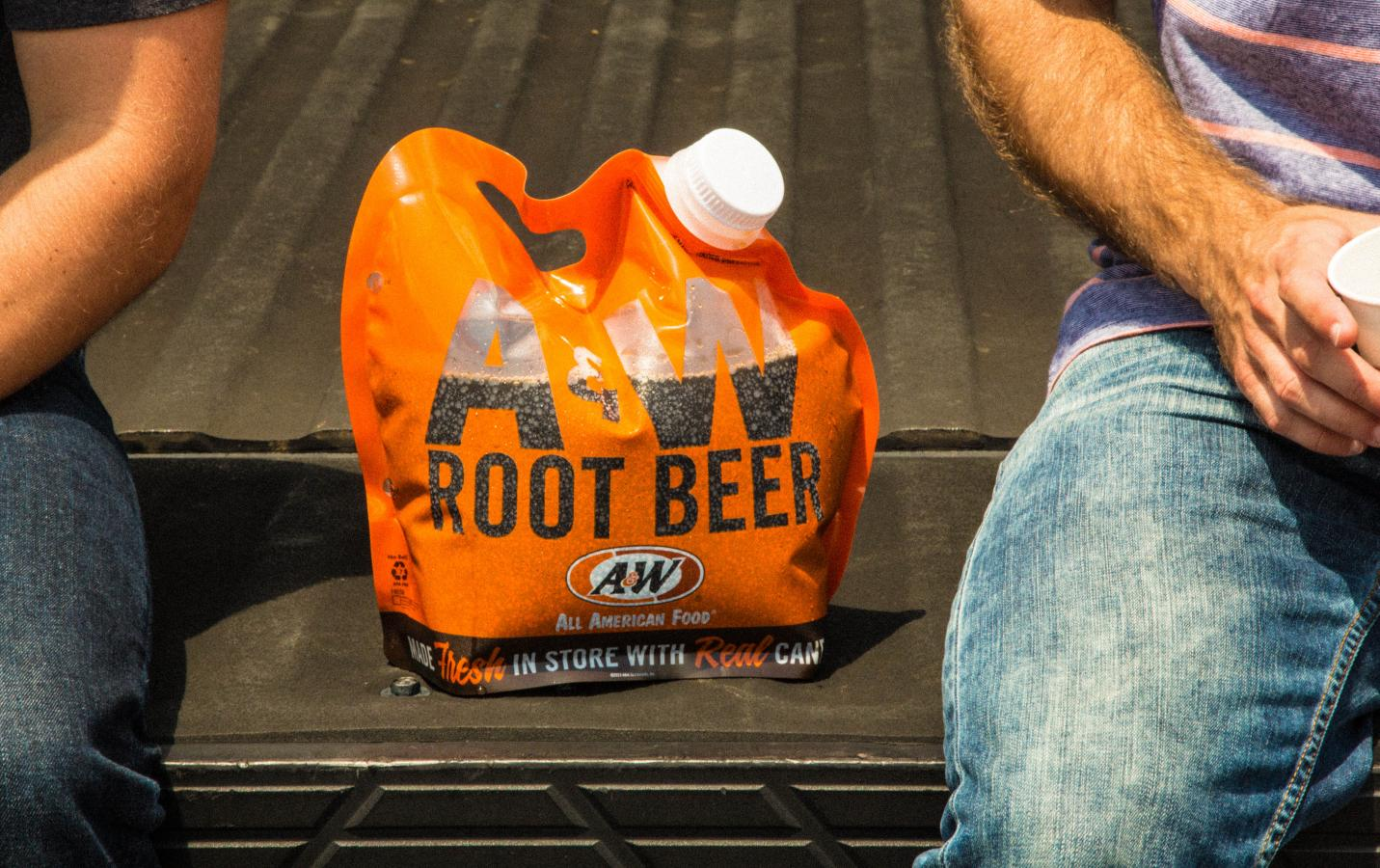 Gallon of Root Beer to go