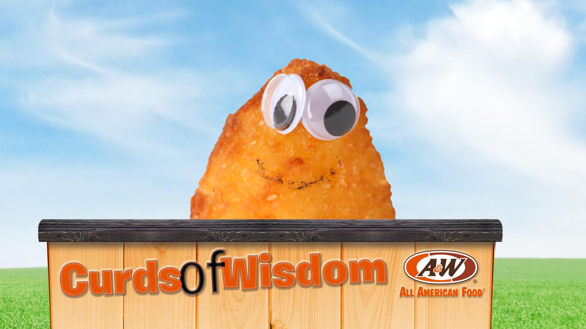 Cheese Curd of Wisdom