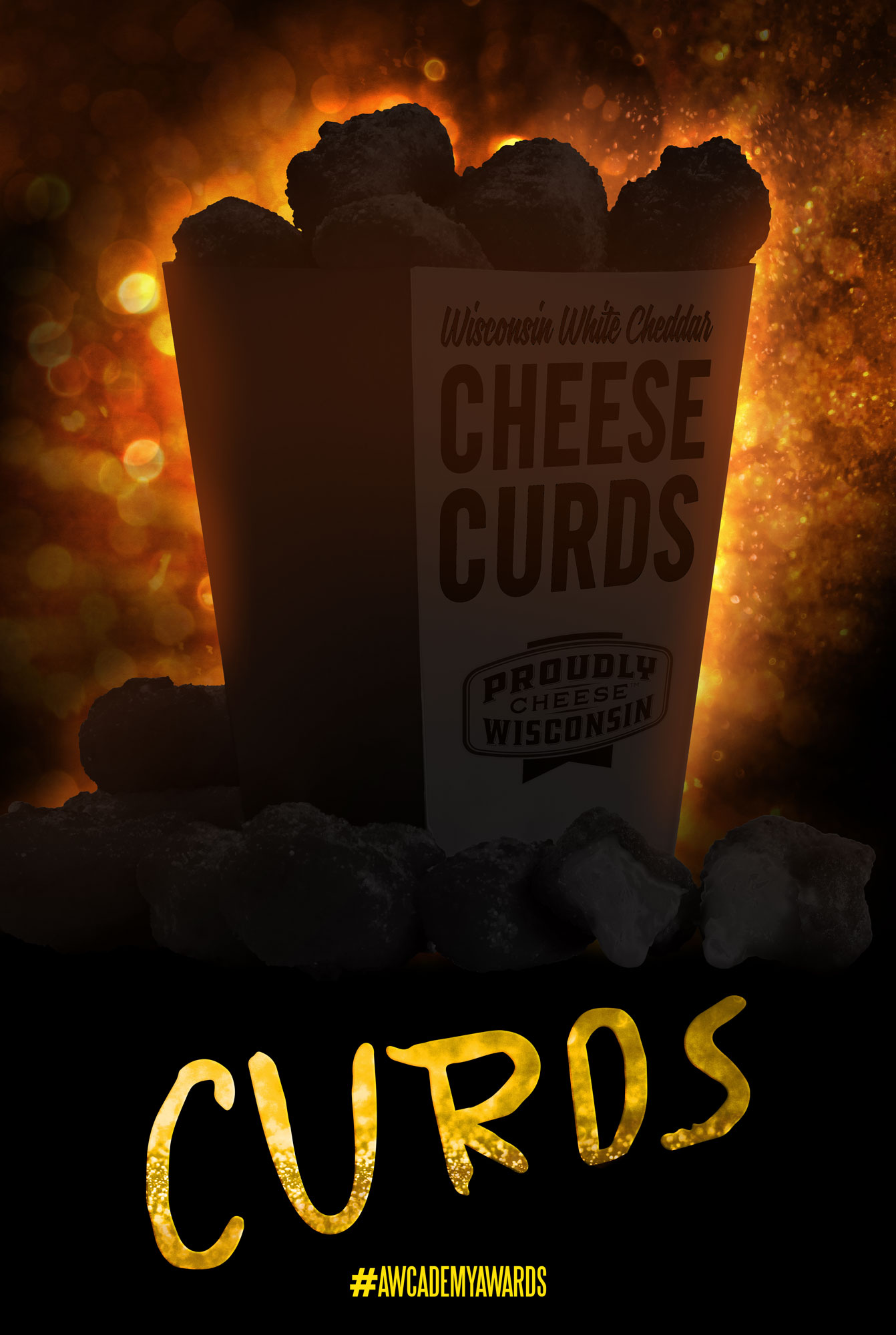 Curds Poster