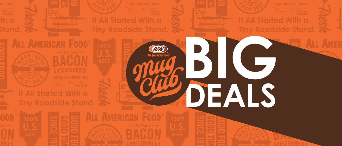 Join the A&W Mug Club