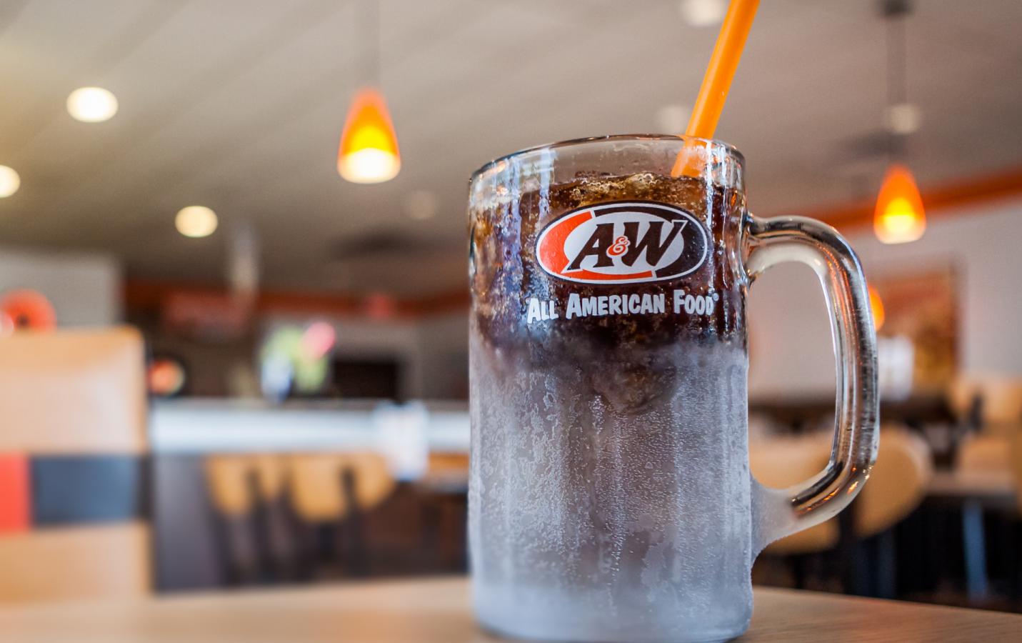 Mug of Root Beer