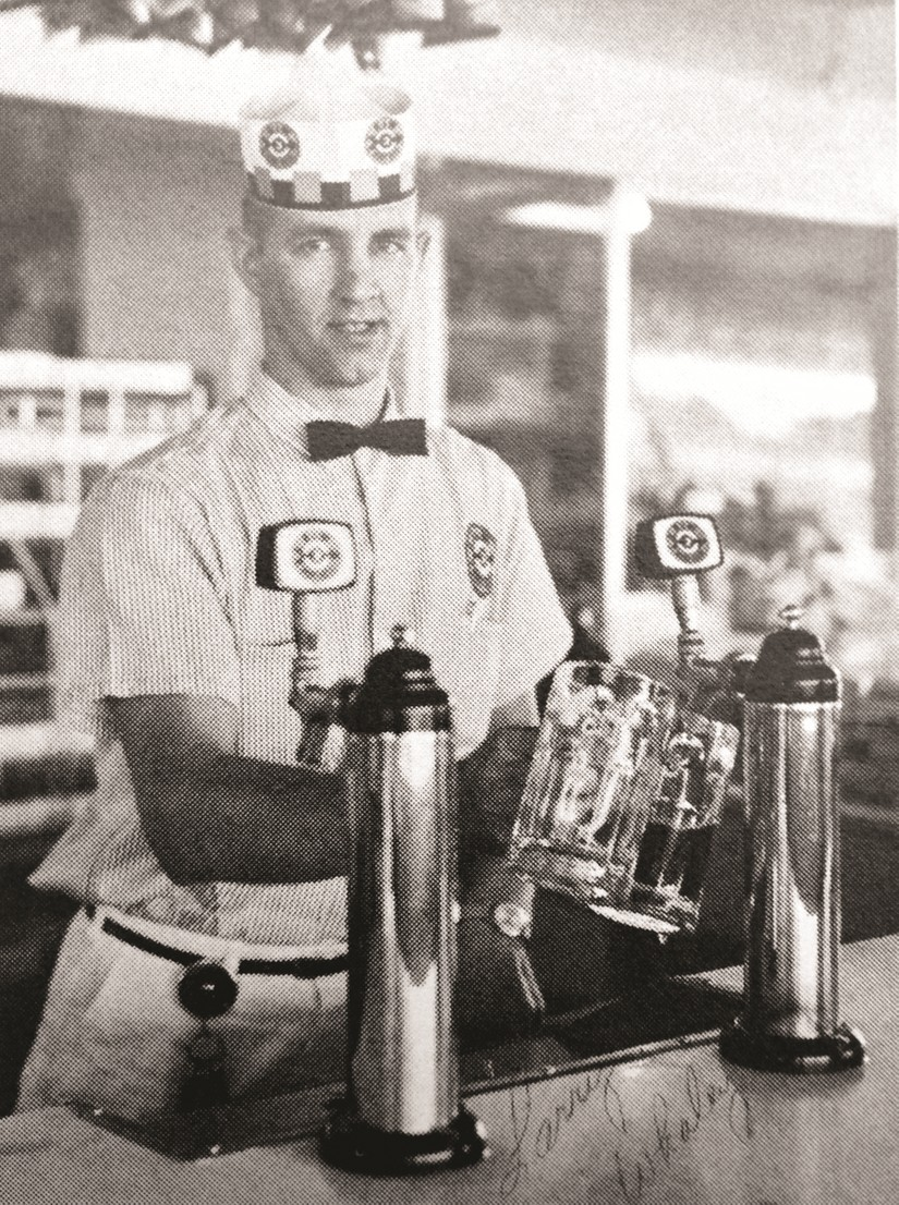 Pouring fresh A&W Root Beer since 1919