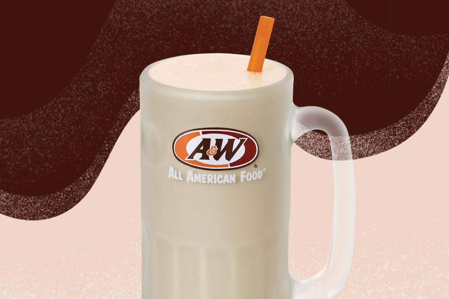 Root Beer Cream Freeze
