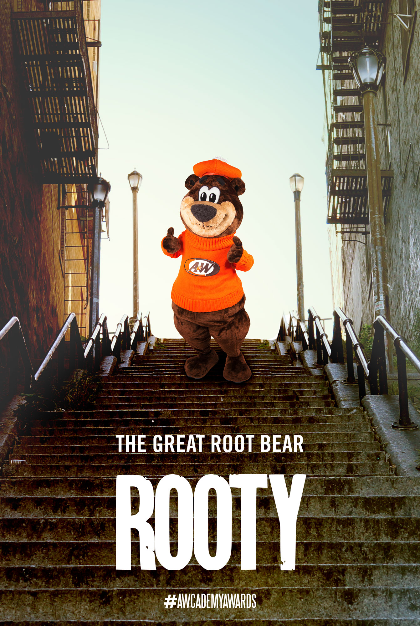 Rooty Poster